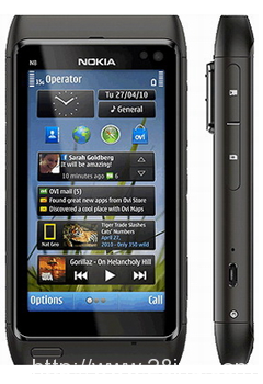 Difference Between Nokia Lumia 710 and N8-00 -
