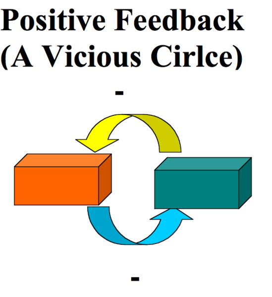 Difference Between Positive Feedback and Negative Feedback