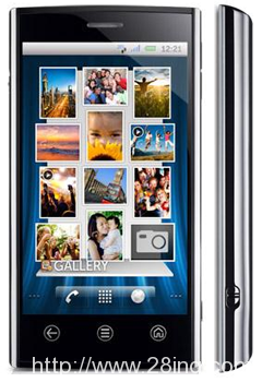Difference Between Dell Venue and Apple iPhone 4 -