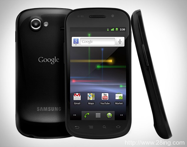 Difference Between Google Nexus S and Apple iPhone 4 -