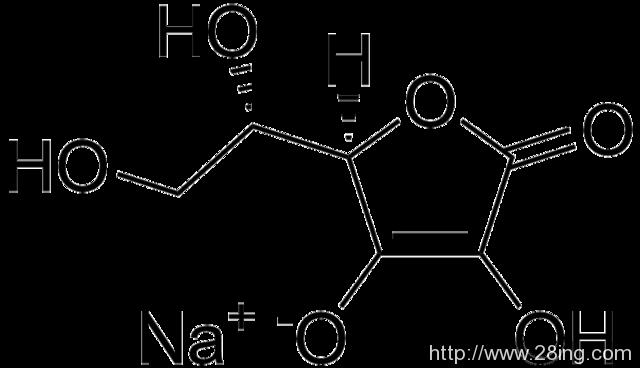 Difference Between Ascorbic Acid and Sodium Ascorbate | Sodium Ascorbate vs Ascorbic Acid